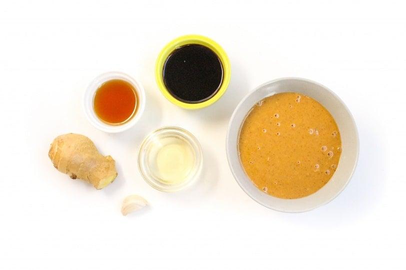 creamy peanut sauce ingredients