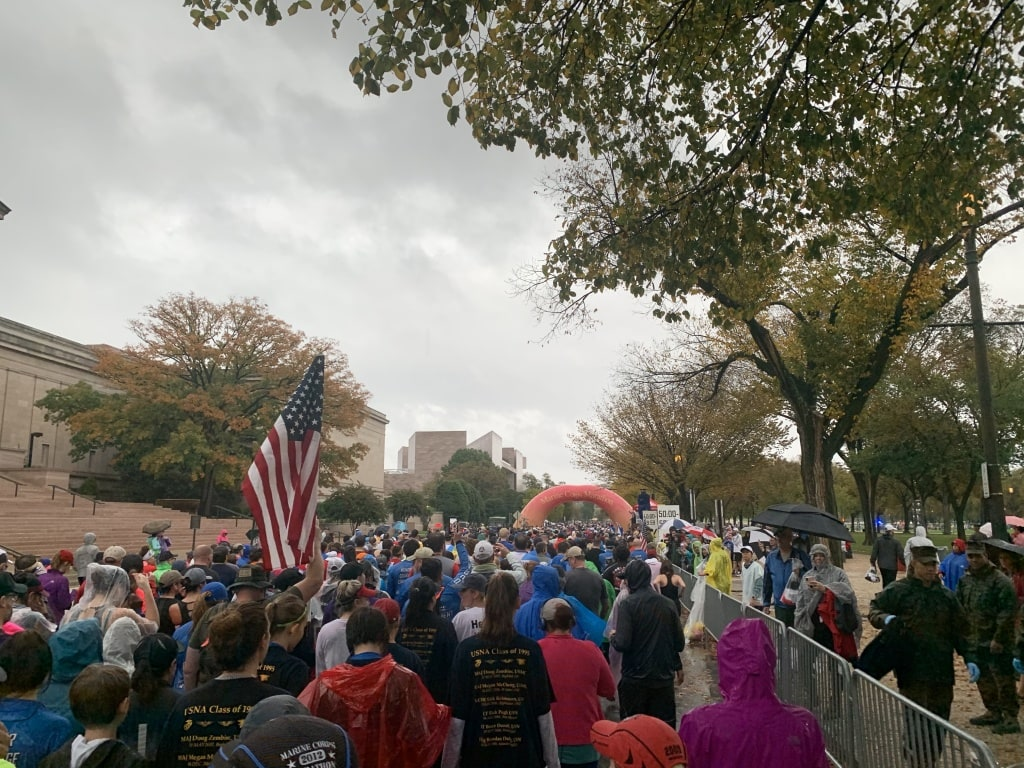 marine corps 10k race review
