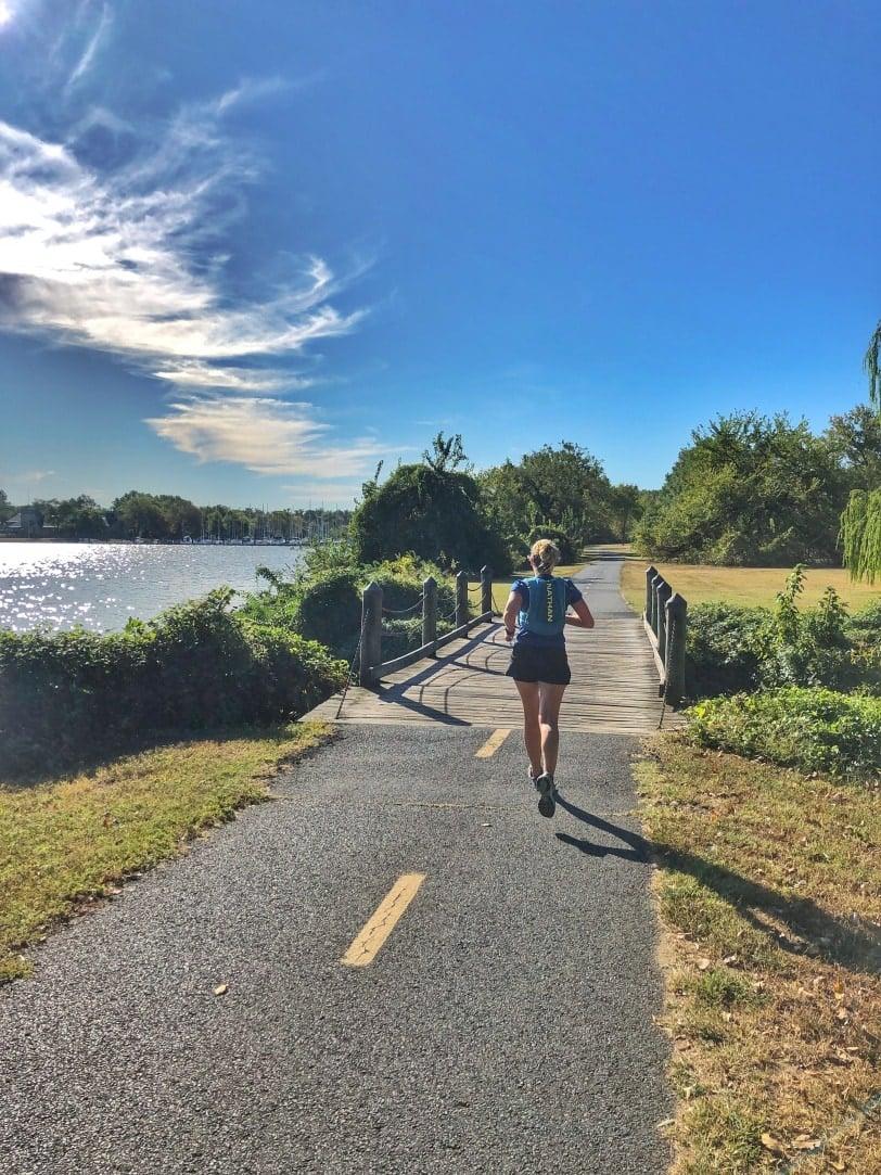 mt vernon trail running alexandria