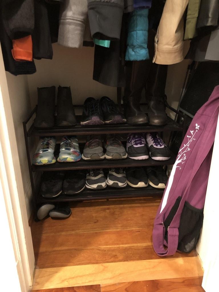 best shoe organizer