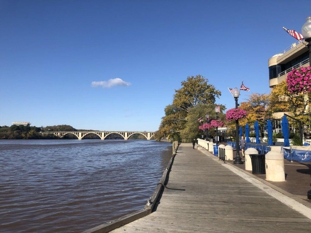 georgetown waterfront run