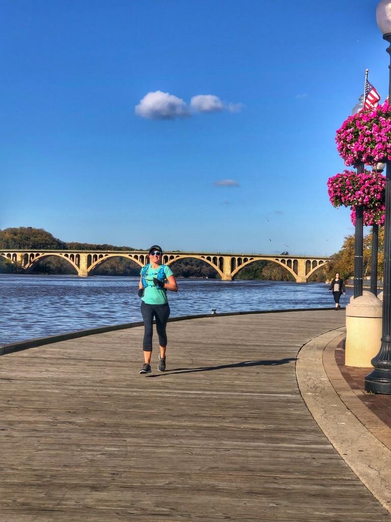 running georgetown waterfront