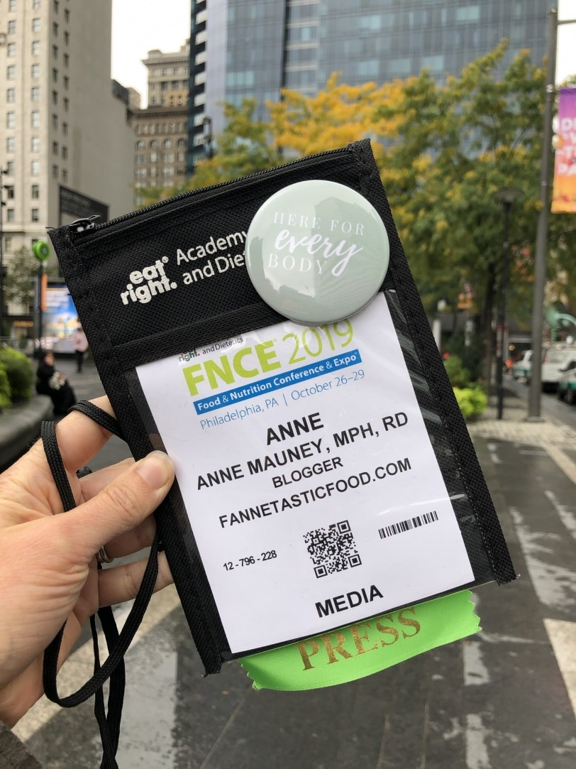 how to attend fnce as media