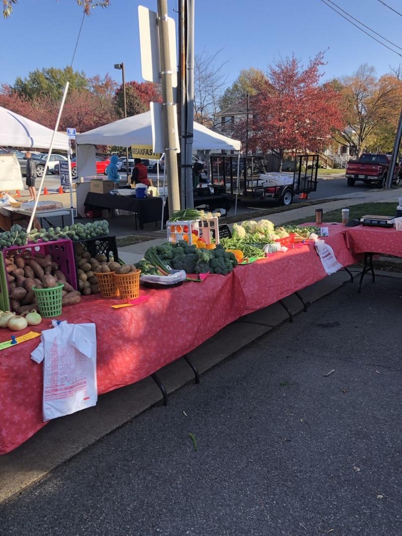 del ray farmers market