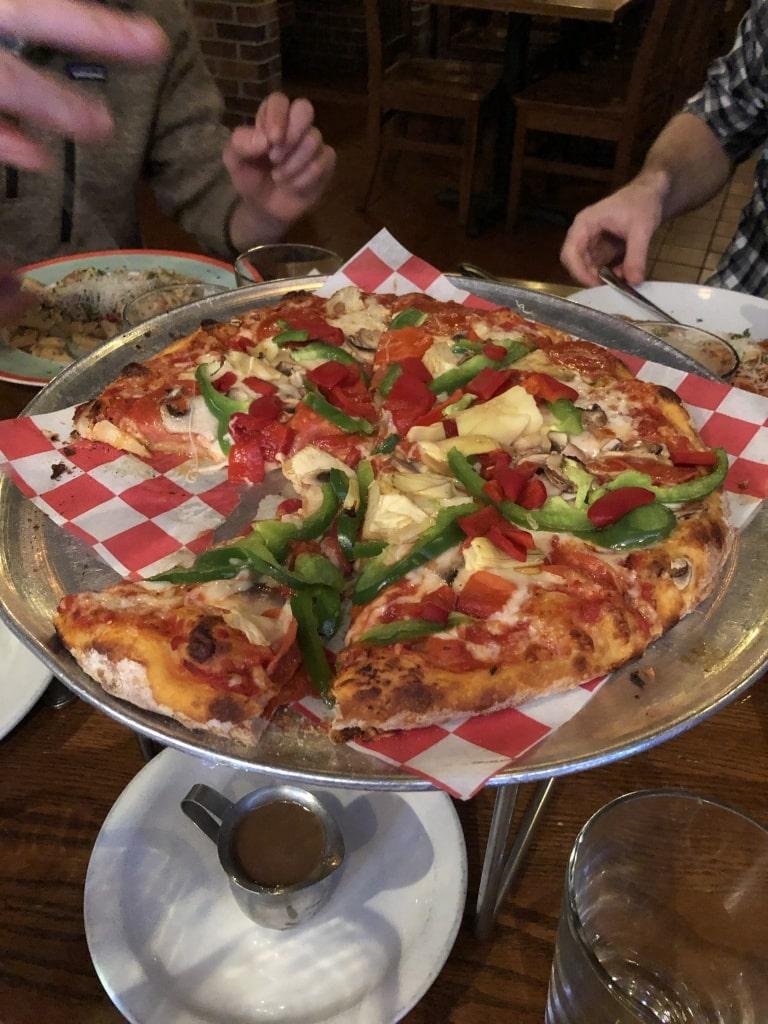 alto fumo clarendon pizza