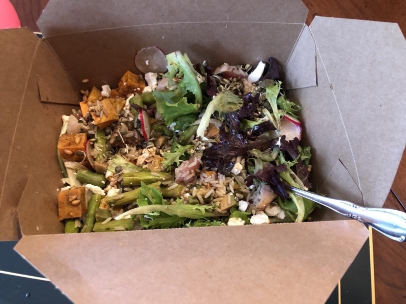 mediterra cafe sewickley salad