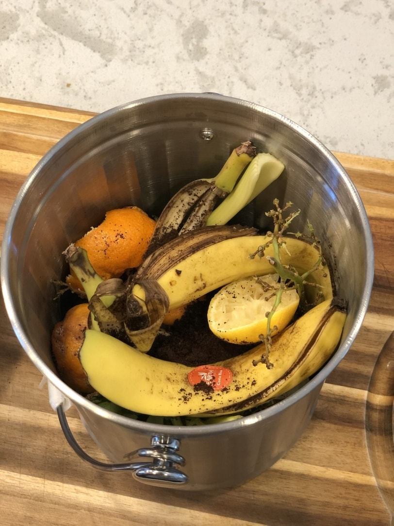 start composting at home