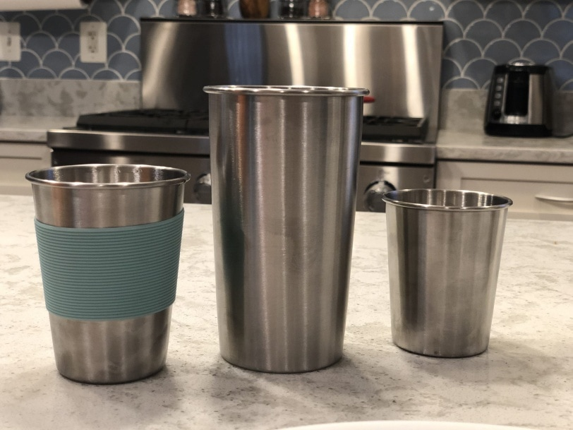 best stainless steel cups for toddlers