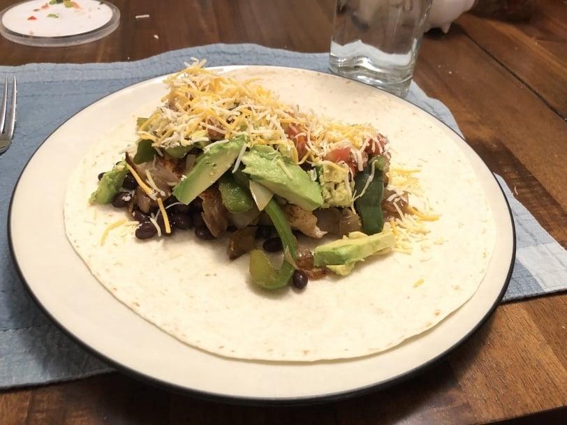 easy burritos make at home