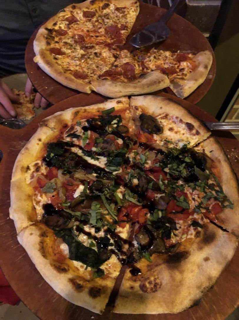 lenas pizza alexandria