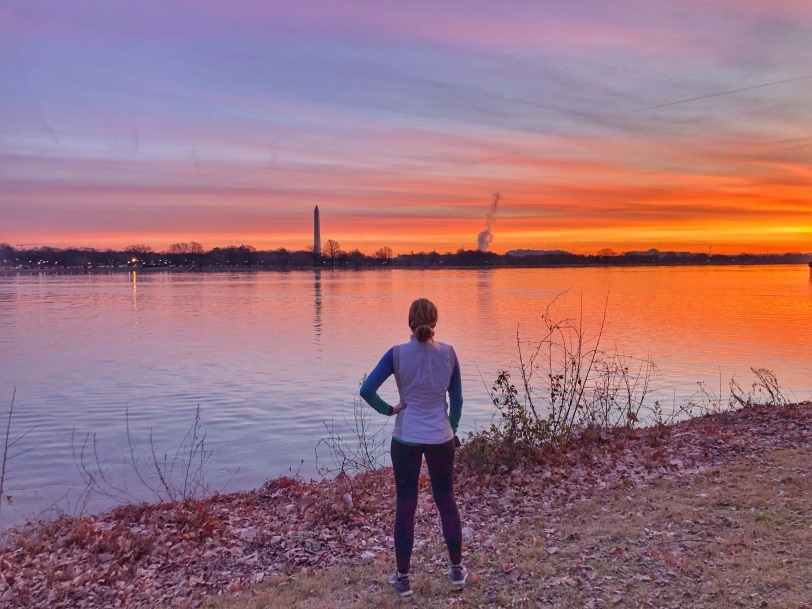 dc sunrise run