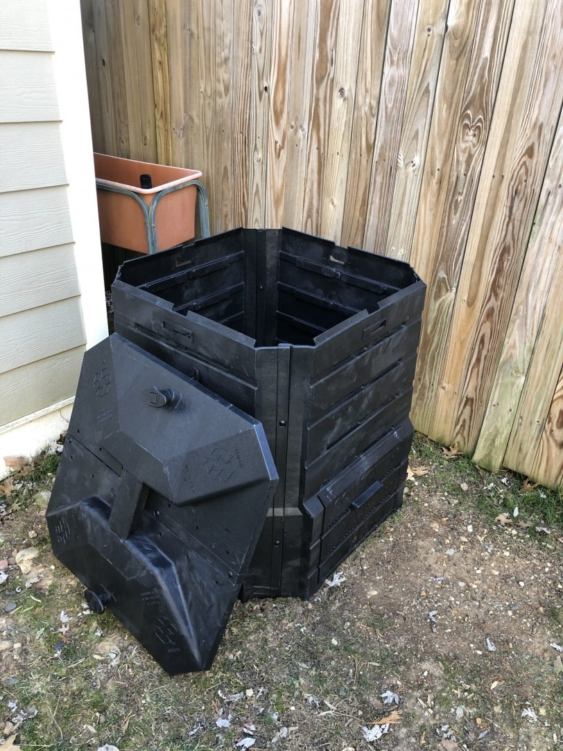 outdoor composting container best