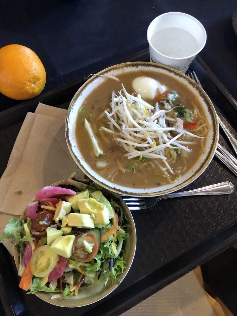 aspen mountain lunch