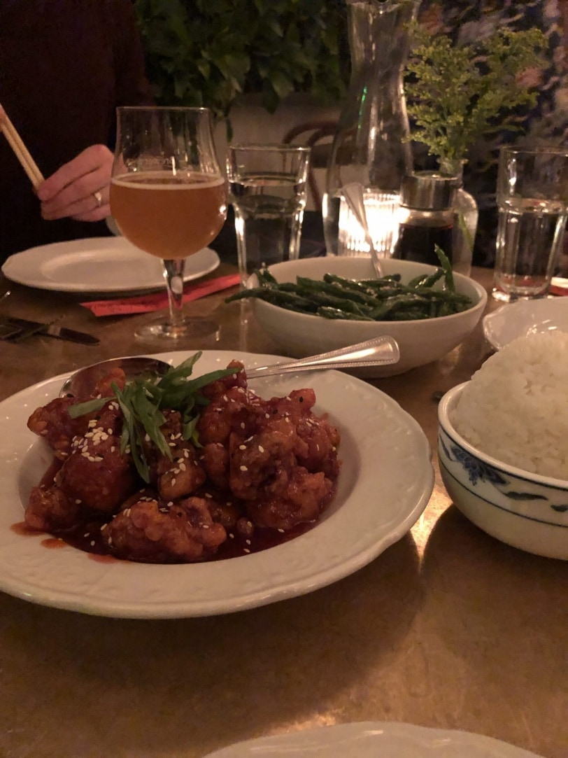 brewery bhavana dinner review