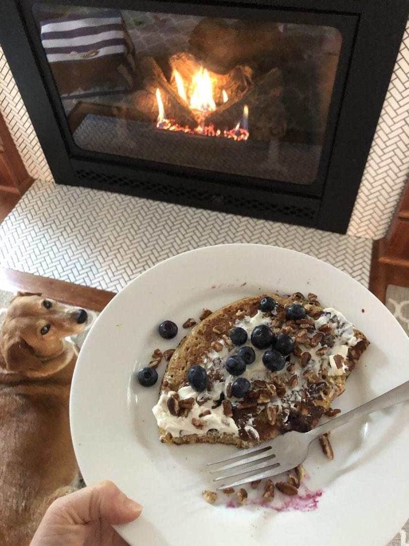 saturday morning pancakes