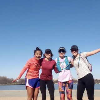 dc run with friends