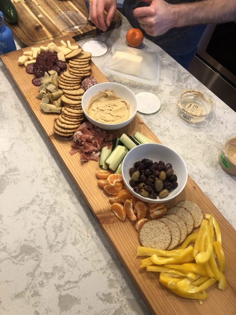 epic appetizer board