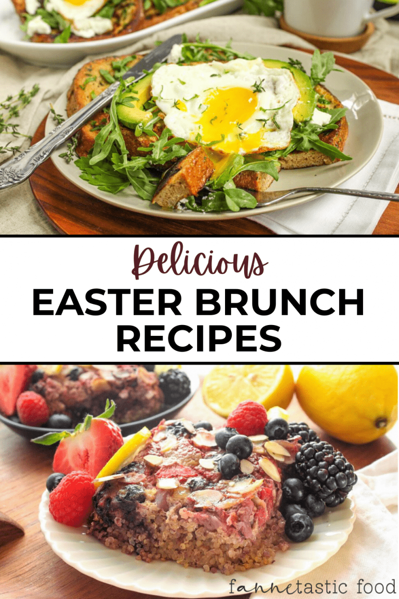 9 delicious brunch recipes for Easter