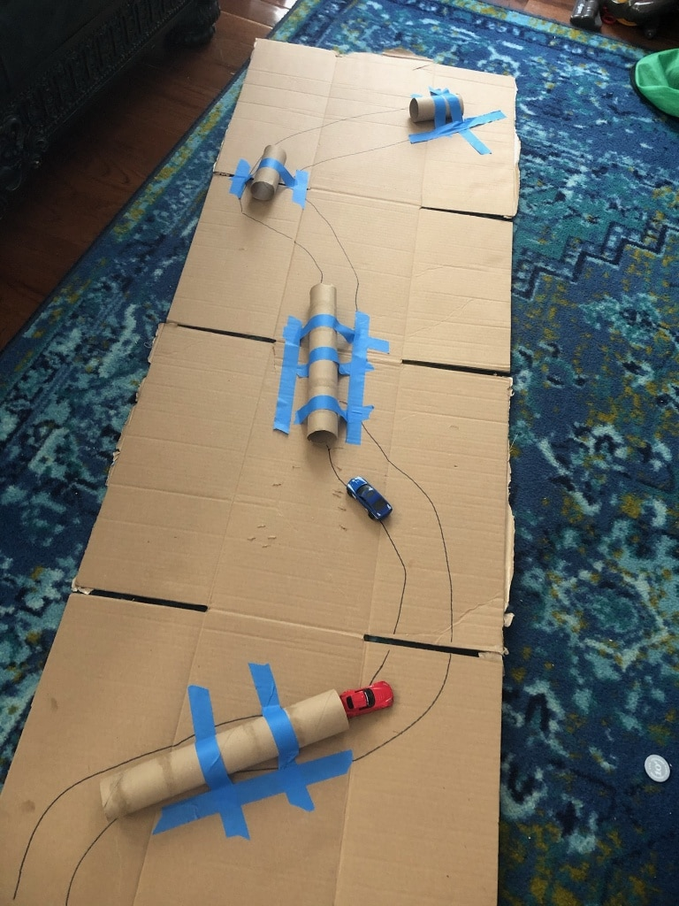 fun game for toddlers at home