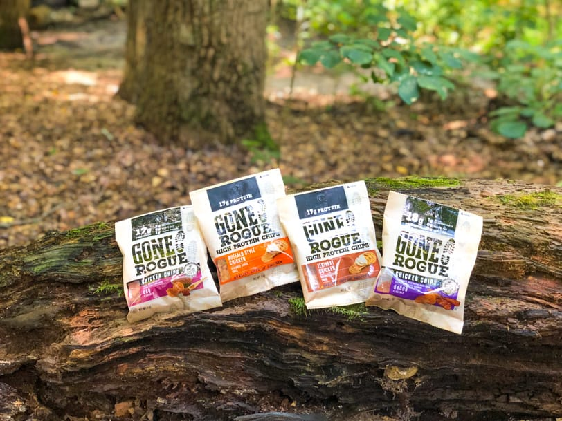 gone rogue high protein chips