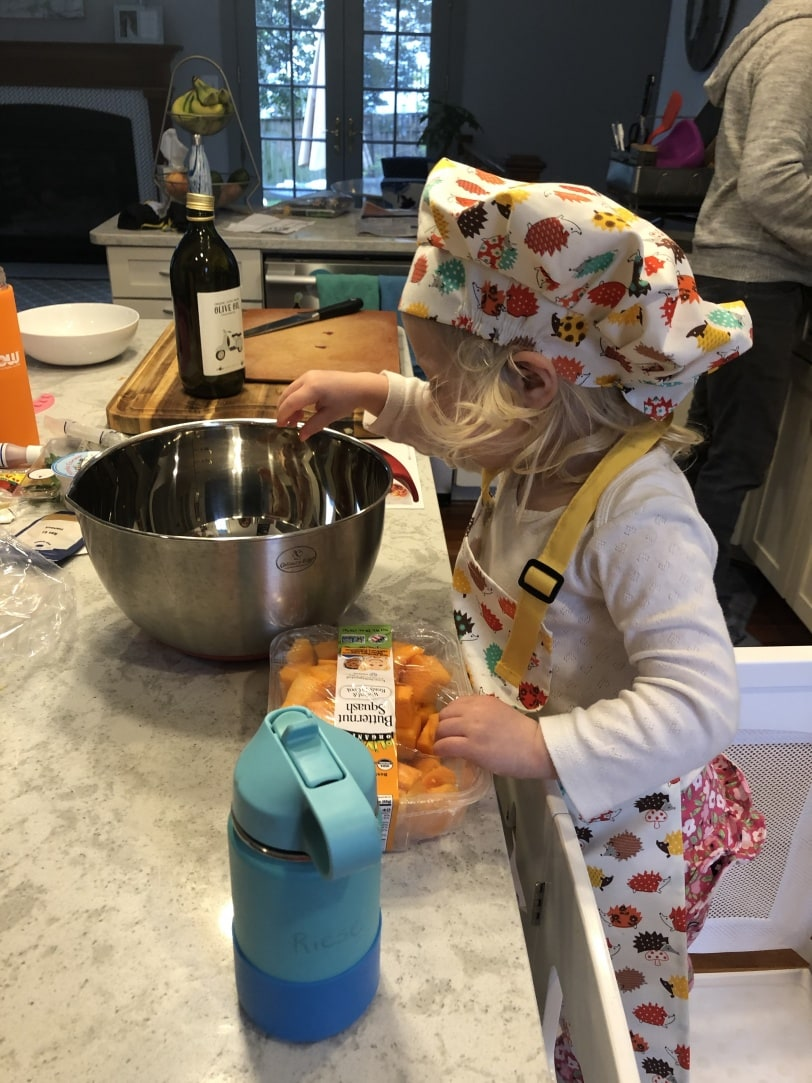 sous chef toddler