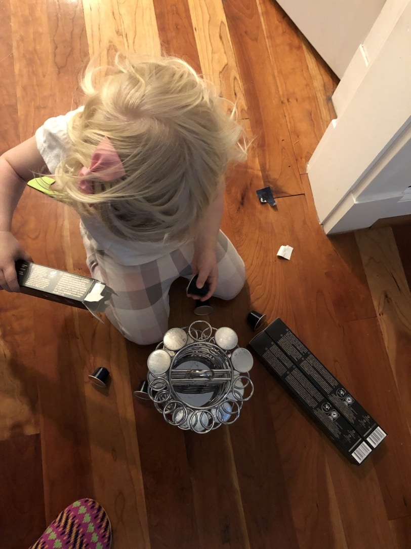 toddler at home activity idea