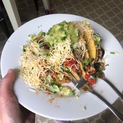 four taco mexican feast