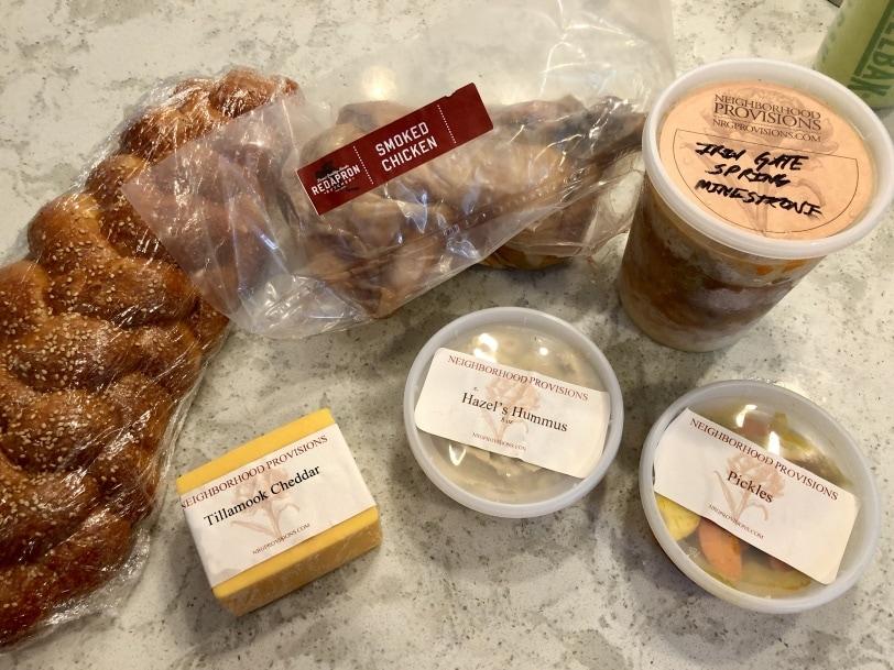 neighborhood provisions grocery order