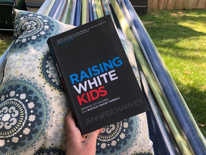 raising white kids book