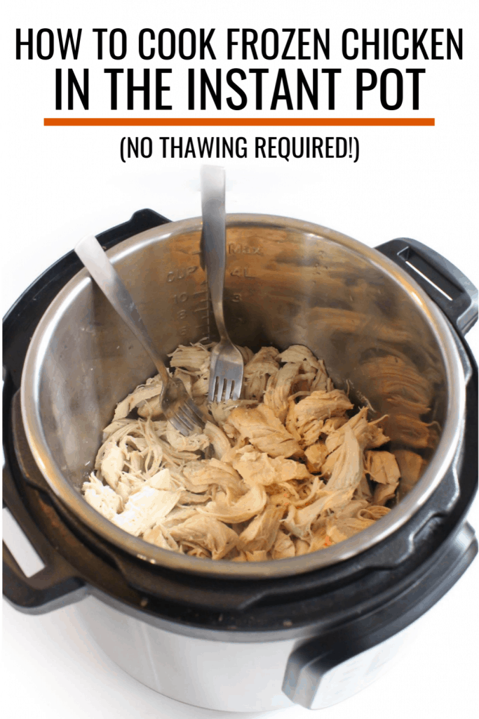 instant pot frozen chicken breasts recipe