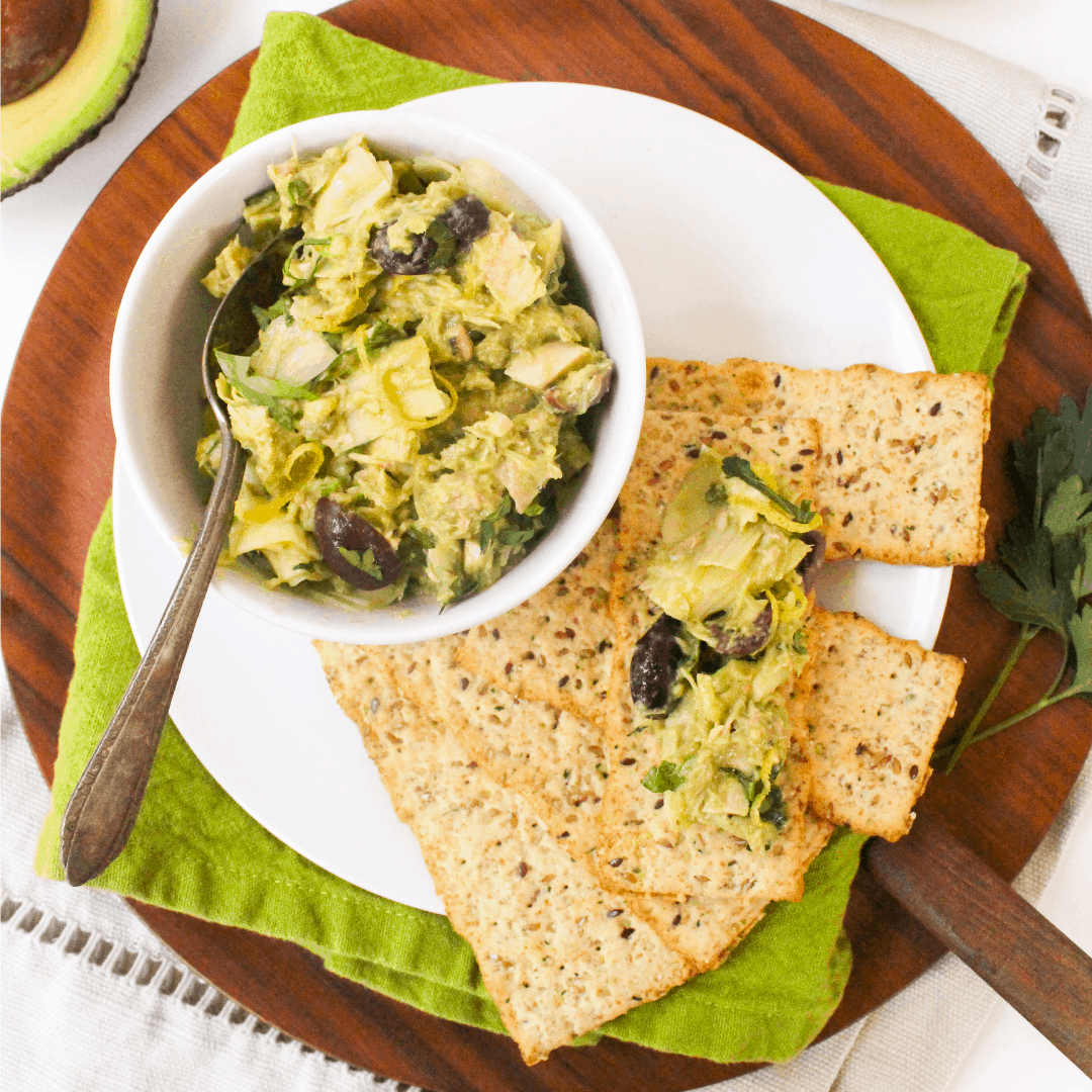 Healthy Tuna Salad Recipe With Avocado Fannetastic Food