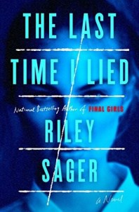 book cover: the last time I lied by riley sager