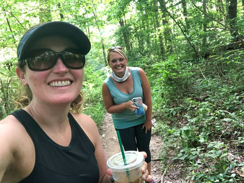 walking in sewickley heights trails