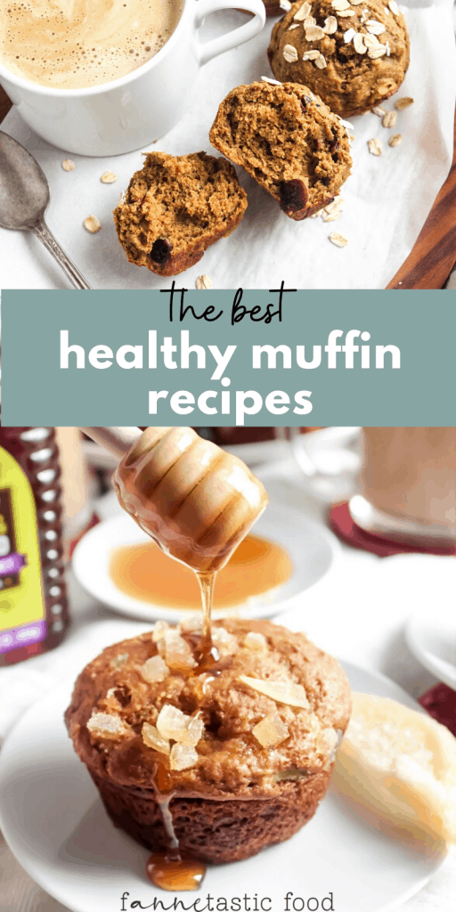 healthy and easy muffin recipes