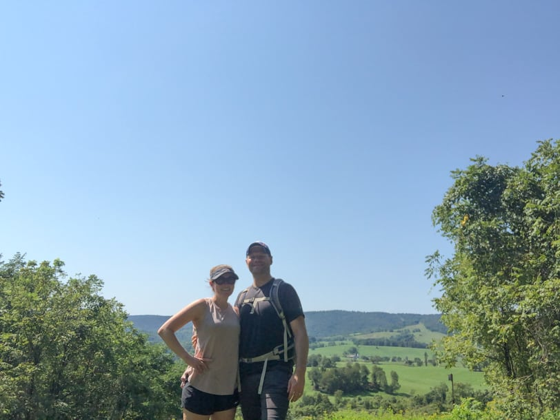 hiking lost mountain trail