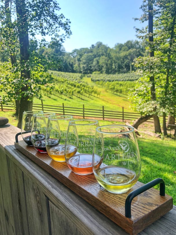 arterra winery virginia