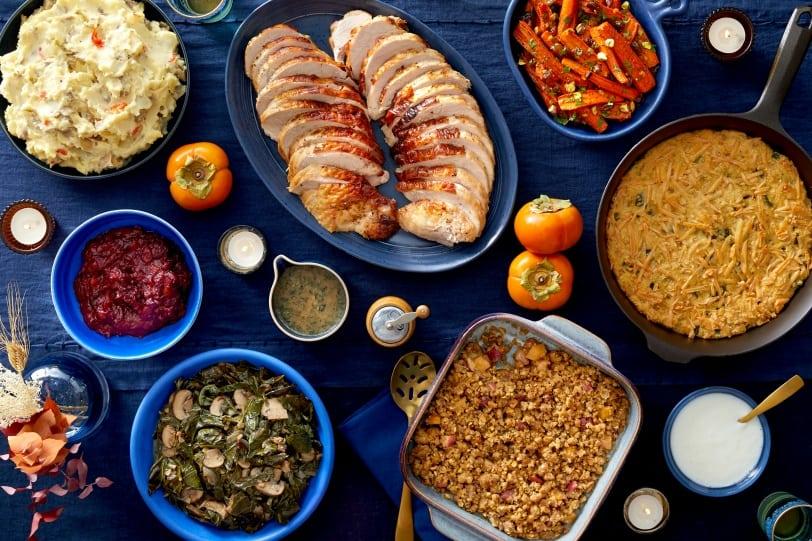 Blue Apron Thanksgiving options 2020