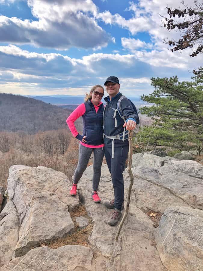 raven rocks hike summit