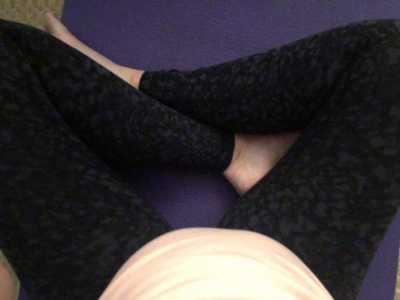 17 week prenatal yoga