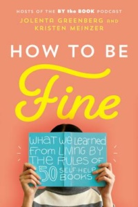 How to Be Fine by Jolenta Greenberg