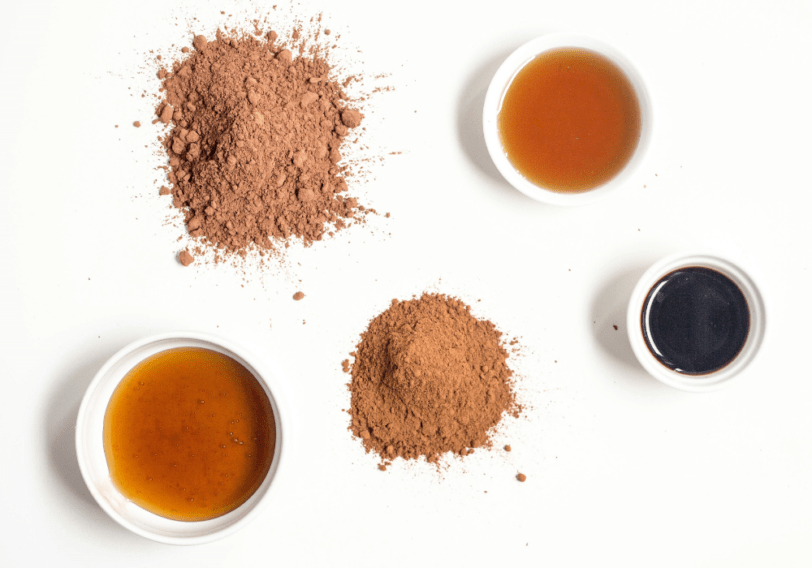 oatmeal flavor ingredients and natural sweeteners