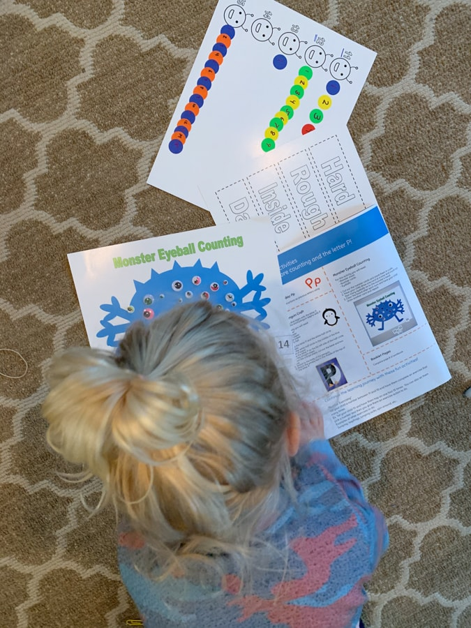 preschool box review