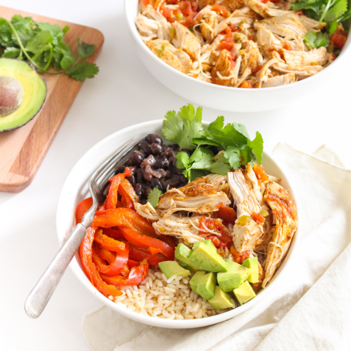 Instant Pot Mexican Chicken