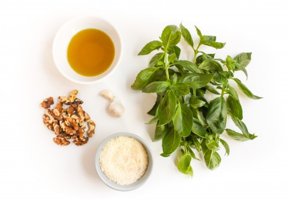 pesto pasta sauce ingredients