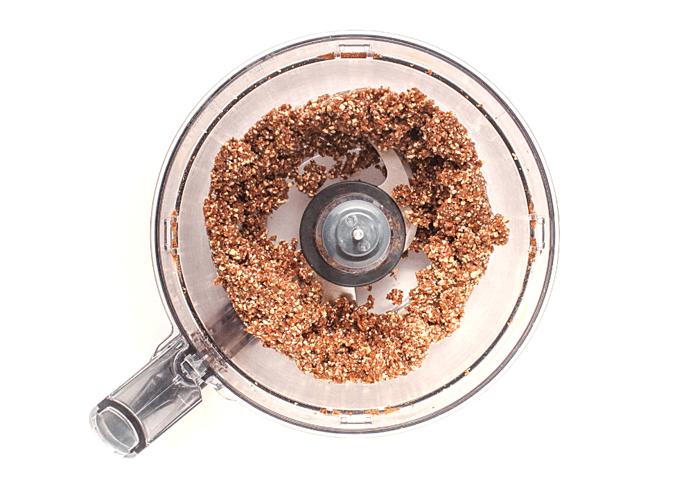 how to make no bake bliss balls in a food processor