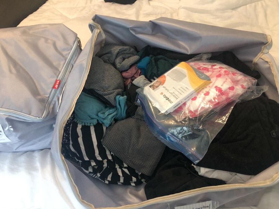 postpartum gear
