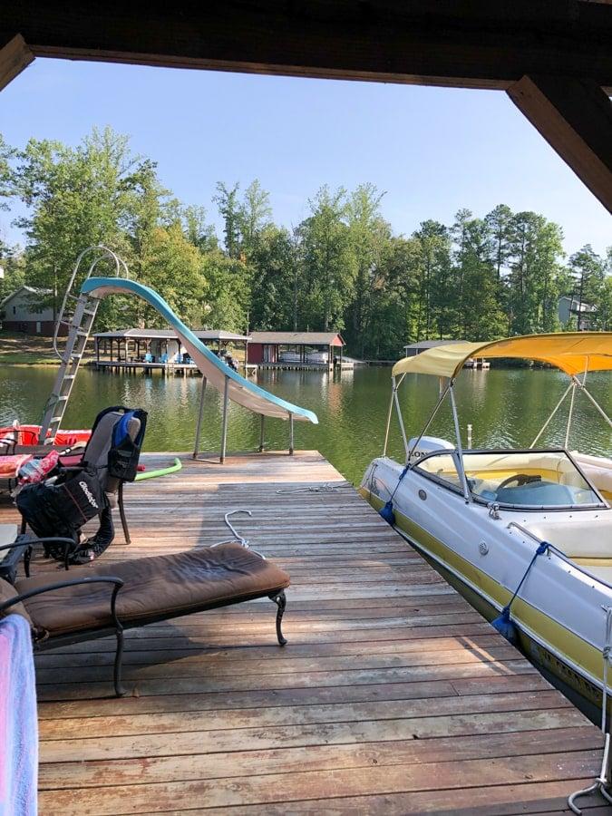 lake anna boat dock